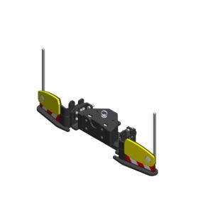 Traktorové nárazníky Agribumper